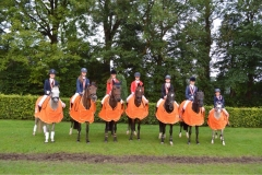 Nederlands Verenigings kampioen outdoor 2017